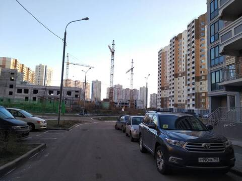 1-комнатная квартира ул. Курыжова, д. 14к1 - Фото 3