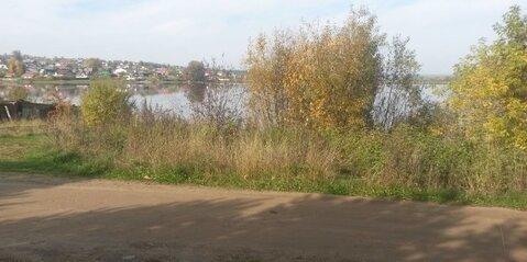 На берегу пруда в Полазне дом на участке 13 сот. - Фото 2