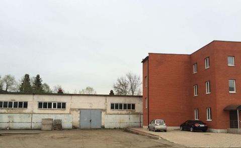 Продам комплекс производственных, складских офисных помещений - Фото 3