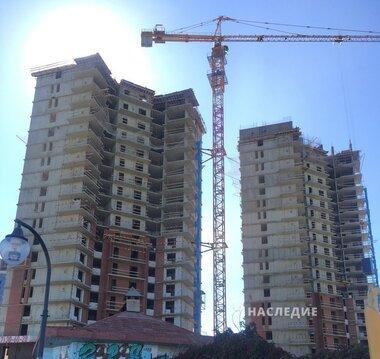 Продается 1-к квартира Им Адмирала Серебрякова, Купить квартиру в Новороссийске, ID объекта - 331037316 - Фото 1