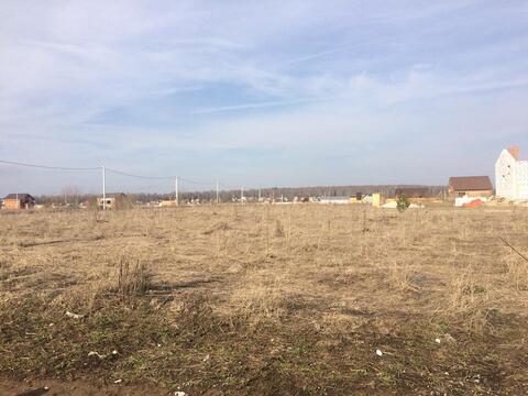 Участок 8 соток в ДНП Лопаткино Подольский район. - Фото 1