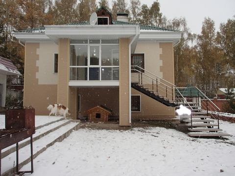 Коттедж г. Красноярск ул. Беловежская - Фото 1