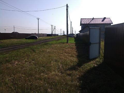 Уч-ток с фундаментом 9.3сот. ИЖС пос. Солнечный берег южнее д.Чурилово - Фото 2