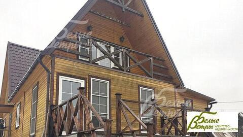 Дом в аренду150 кв. м,  12 сот, Калужское шоссе,  34 . - Фото 1