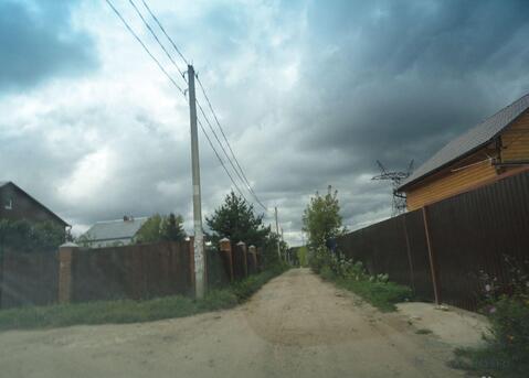 Участок в д.Меленки - Фото 3