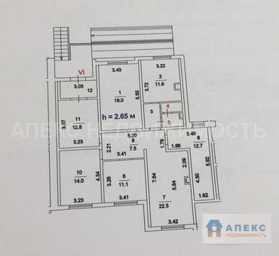 Продажа помещения свободного назначения (псн) пл. 122 м2 м. . - Фото 2