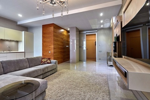 2 квартира в ЖК Ливанский дом с дизайнерским ремонтом и мебелью - Фото 2