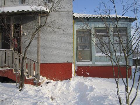 Прается 1/2коттеджа в д.Борисово Алексинский район - Фото 1
