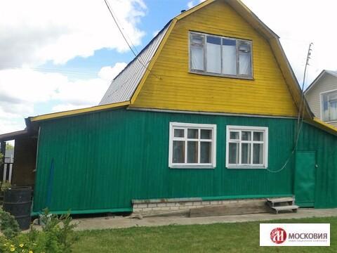 Дачный дом 50м2, на участке 6 соток, Минское шоссе, 45 км от МКАД. - Фото 2