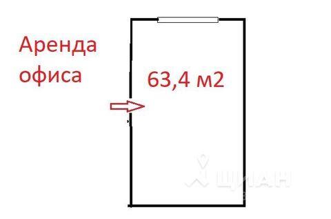 Аренда офиса, Маяковского пер. - Фото 1