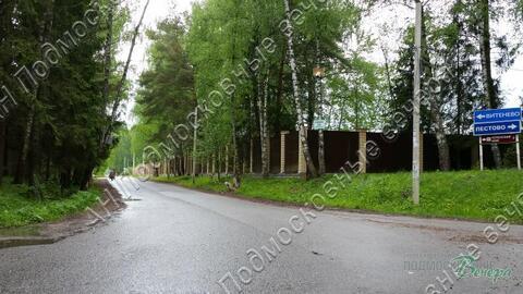 Осташковское ш. 23 км от МКАД, Витенево, Участок 6 сот. - Фото 1