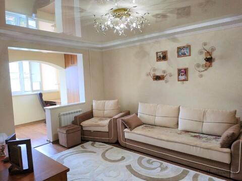 2-ая квартира улучшенной планировки (135-серия) с ремонтом и мебелью - Фото 1