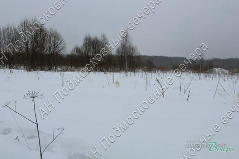 Варшавское ш. 40 км от МКАД, Ясенки, Участок 25 сот. - Фото 1