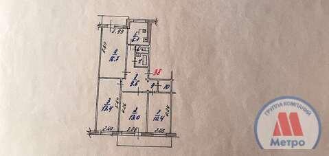 Квартира, ул. Громова, д.38 - Фото 2