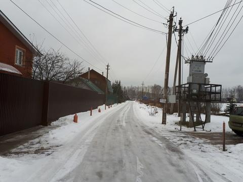 Участок, Ярославское ш, 20 км от МКАД, Комягино, Коттеджный поселок . - Фото 4