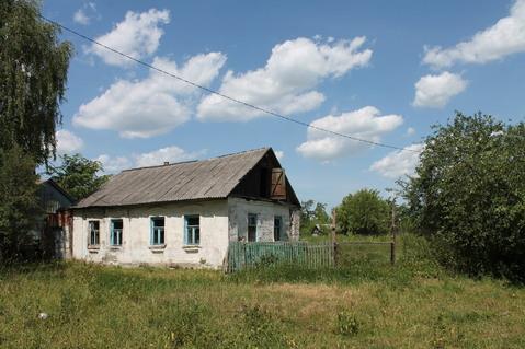 Продаётся дом в Рязанской обл, д. Вишнёвка - Фото 1