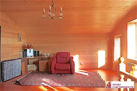 2-эт.кирпичный дом и 6 соток в СНТ Моторвагонник д.Литвиново Раменское - Фото 5