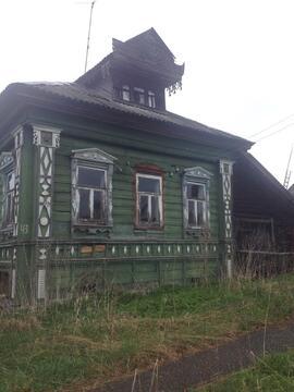 Дом в Переславском районе, д.Брынчаги