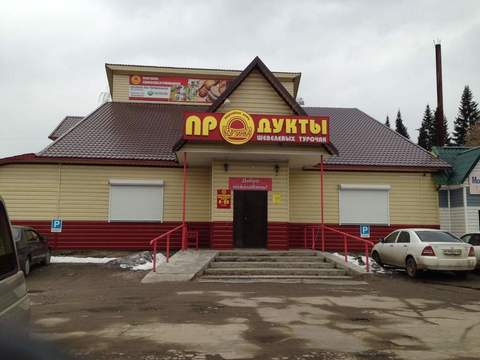 Продажа магазина с. Турочак - Фото 1