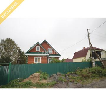 Дом в с. Кадниково Сысертского района 100 кв м - Фото 5
