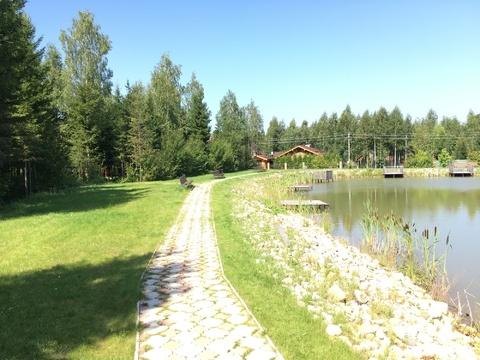 Земельный участок в лесу, 20 соток, Киевское ш, - Фото 2