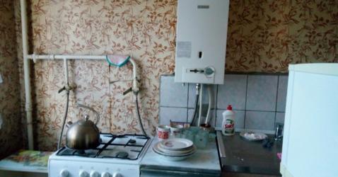 1-к квартира начало Лескова Автозаводский район - Фото 5