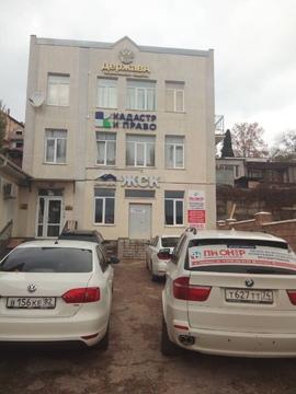 28 000 000 Руб., Продается отдельное здание в Центре 414кв.м. ул. Щербака, своя террит., Продажа готового бизнеса в Севастополе, ID объекта - 100065181 - Фото 1