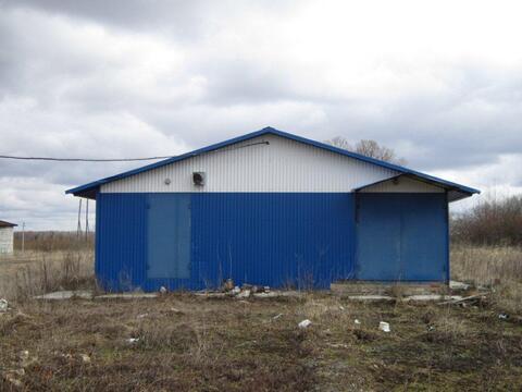 Продажа производственного помещения, Синие Гари, Вичугский район, . - Фото 1
