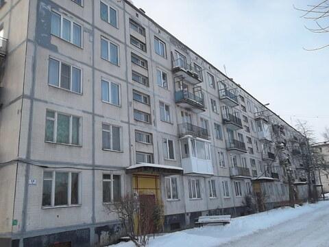 2-комнатная квартира в п. Любань