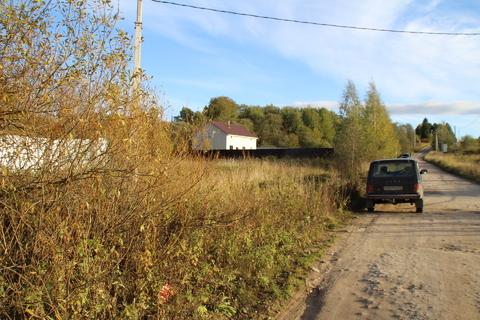 Продается земельный уч. 17 сот. в д. Брыковы Горы, Александровский р-н - Фото 4