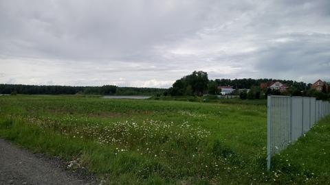 Продается земельный участок 25 соток в д.Никульское Мытищинского р-на - Фото 1