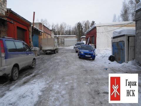 Продам капитальный гараж ГСК Полянка №262 и 263, за икэм - Фото 2