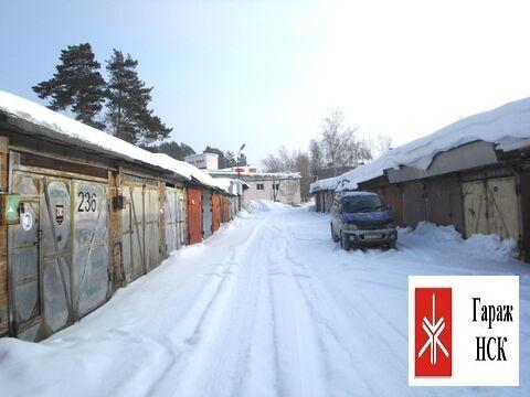 Сдам в капитальный гараж, ГСК Авангард №236. Академгородок. - Фото 4