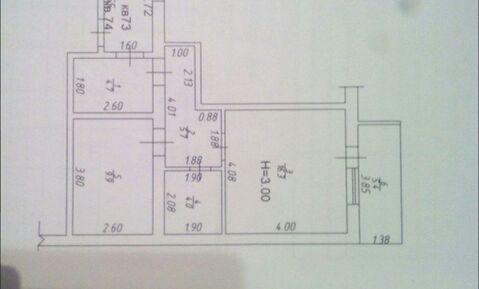 1 850 000 Руб., 1-к. квартира 46 кв.м, 7/10, Купить квартиру в Анапе по недорогой цене, ID объекта - 329825286 - Фото 1