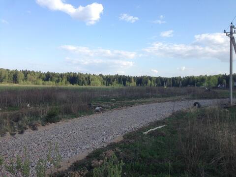 Участок 21 сотка, д.Малое Иванцево, Мытищинский район, 30 км. от МКАД - Фото 5