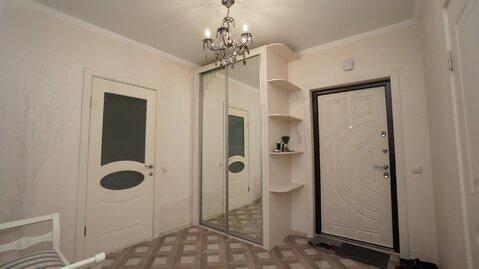 Видовая квартира с новым дизайнерским ремонтом в Южном районе. - Фото 4