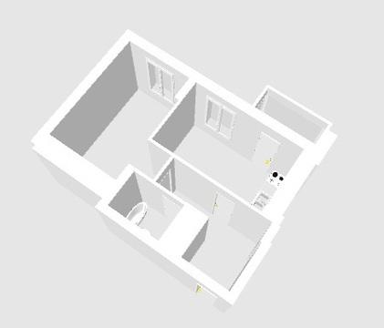 Палитра 5.2 19 этаж 43.50 - Фото 3