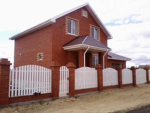 Продается новый коттедж в городе, район Липовое Озеро - Фото 1