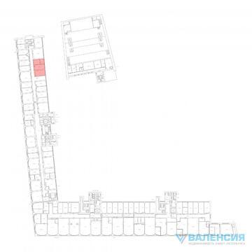 """Аренда офиса 57,9м2 в бизнес-центре класса """"B"""" на Петрогдадке - Фото 5"""