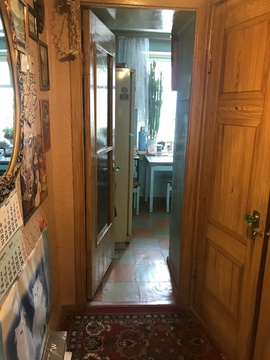 Двухкомнатная Квартира Область, улица дер Медвежьи Озера Новый . - Фото 4
