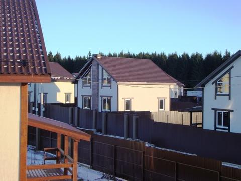 Продаётся новый дом 149 кв.м с участком 7.98 сот. в поселке Подосинки - Фото 1