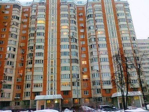 Продажа квартиры, м. Кантемировская, Ул. Маршала Тухачевского - Фото 1