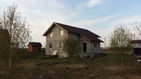 Дом 230 кв.м. на берегу реки Ока и 13 сот. земли ИЖС - Фото 1