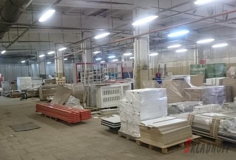 Аренда склада и производства в Томилино - Фото 2