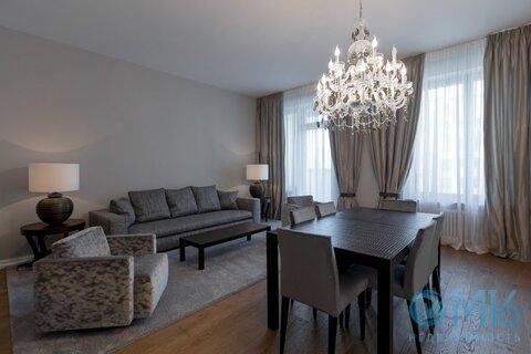 Продается стильная видовая трехкомнатная квартира - Фото 3