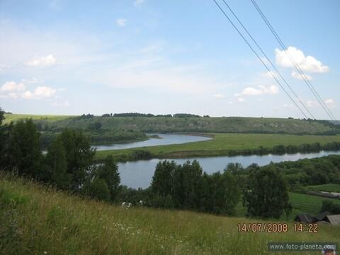 Земельный участок 20 сот на берегу р. Сылвы - Фото 3