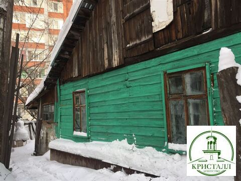 Продажа участка, Томск, Ул. Учебная - Фото 1