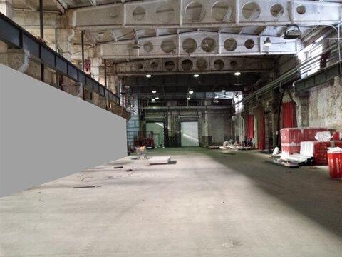 В аренду склад пр-во 1400м с пандусом - Фото 2
