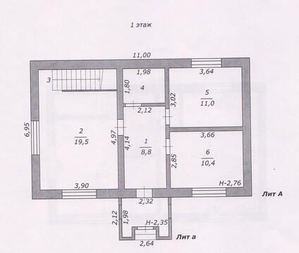 Продажа дома под ключ в пос. Новосадовый - Фото 3