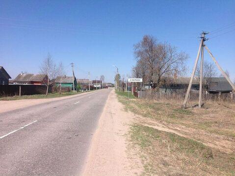 Продажа участка, Озерный, Ивановский район, Начало улицы - Фото 1